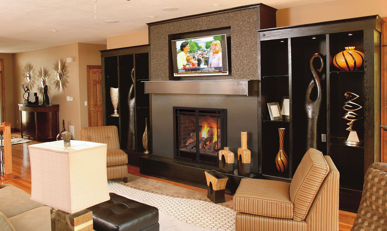 fire place store and more